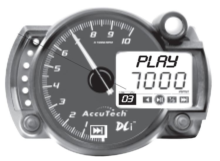 Accutech DLi tachometer