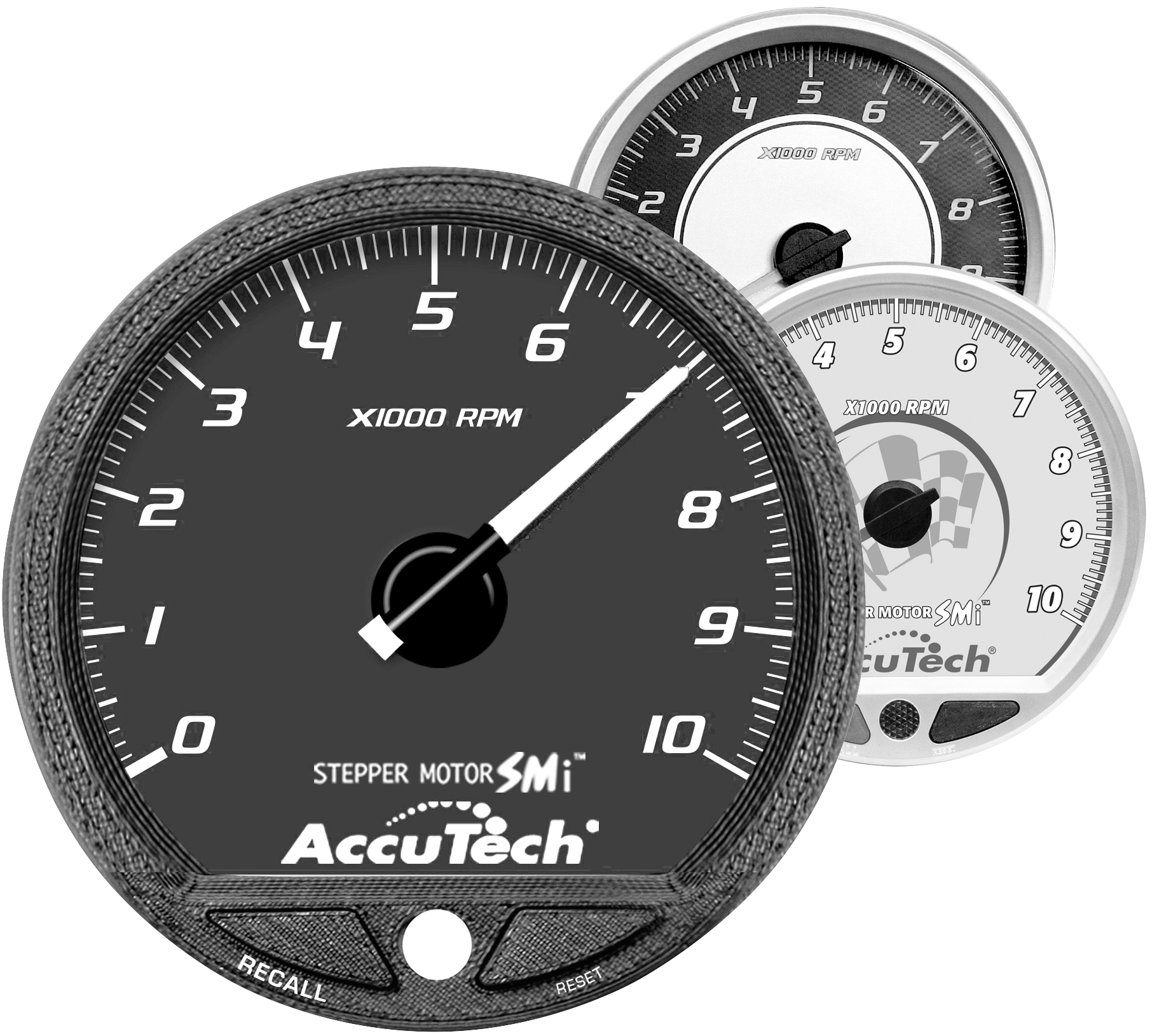 Accutech SMi tachometers