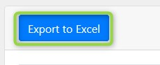 Export to Excel Screenshot